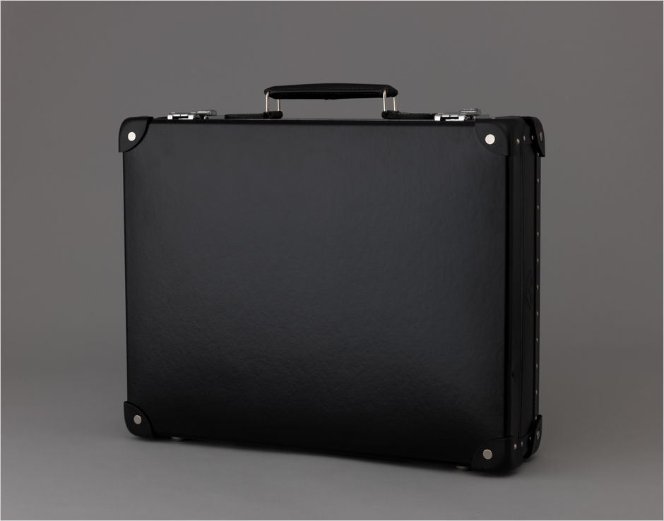 9221e6309e James Bond Centenary Black Attaché Case