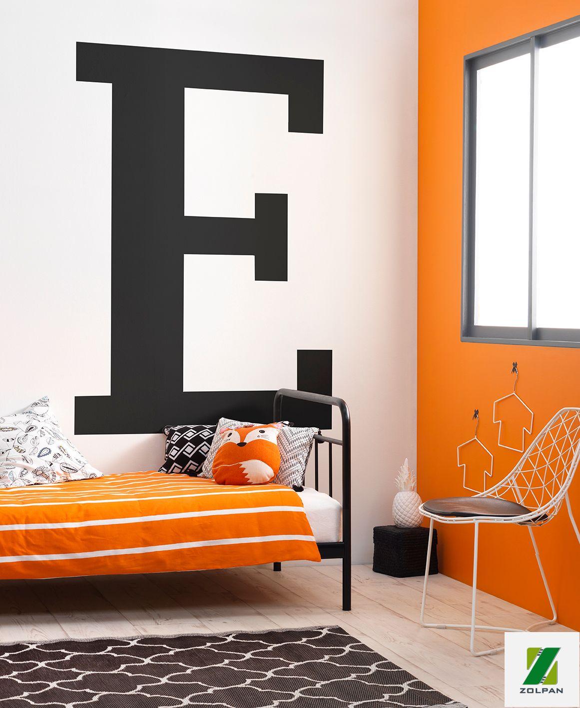 Les Petits Cachottiers Nuances Enfantines Zolpan Pour Chambre D Enfant 3 6ans Zolpan Peinture Orange C Deco Chambre Garcon Deco Chambre Ados Deco Chambre