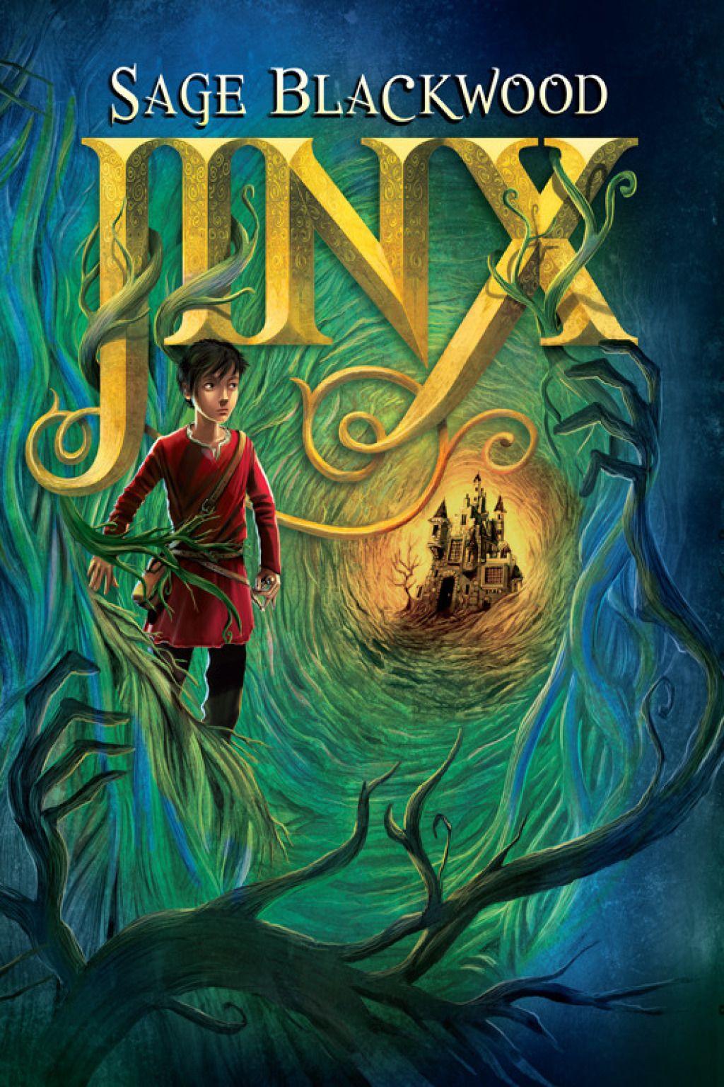 Jinx ebook fantasy books books for tweens