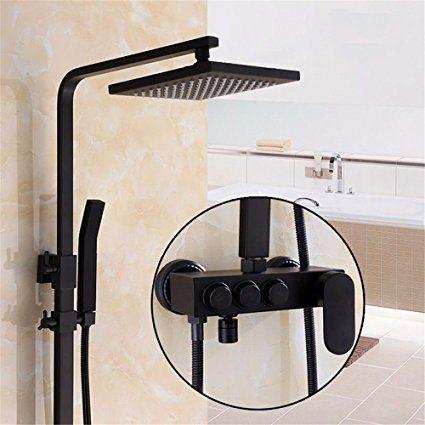 Traditionell Duschsystem Keramisches Ventil / Dusche