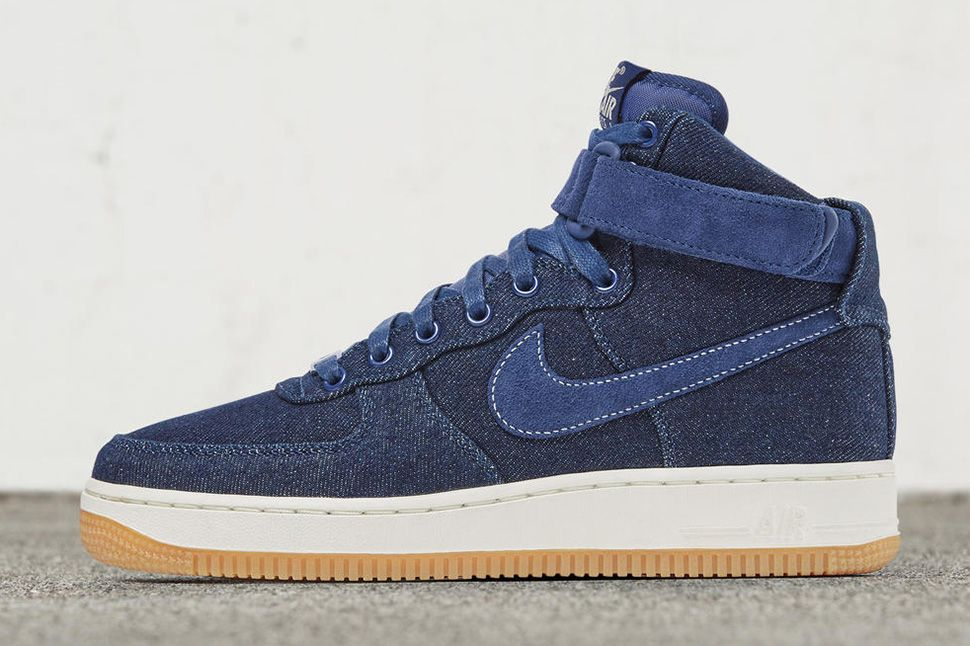Nike WMNS Air Force 1 High SE 'Denim Wash' Pack - EU Kicks: