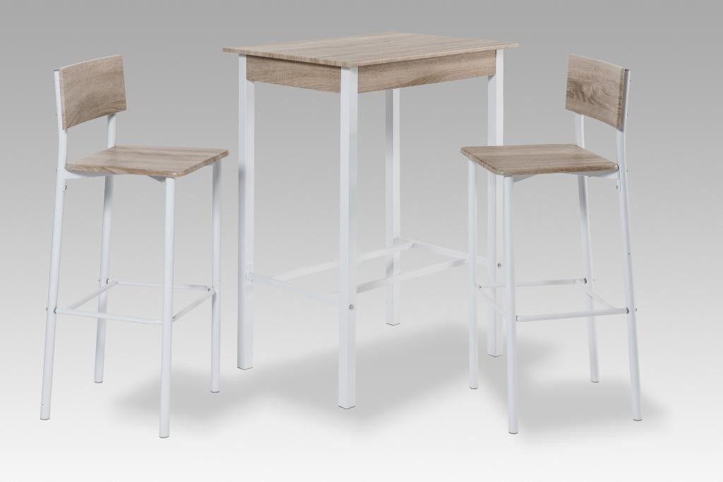 table haute altea mobliberica céramique et tabourets koko insensé