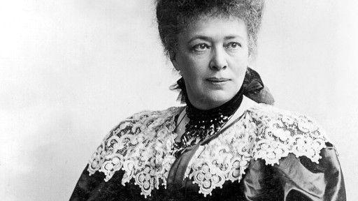Bertha von Suttner la primera persona en recibir el  Premio Nobel de la Paz
