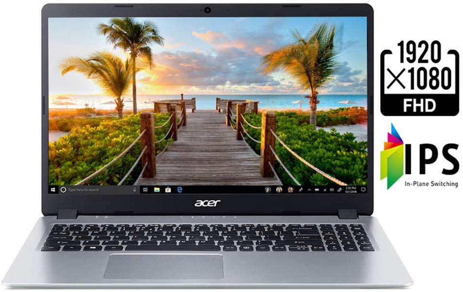 Excelente Laptop Acer Aspire 5 Slim Laptop Full Hd Ips Display In 2020 Laptop Acer Laptop Acer Aspire Acer Aspire