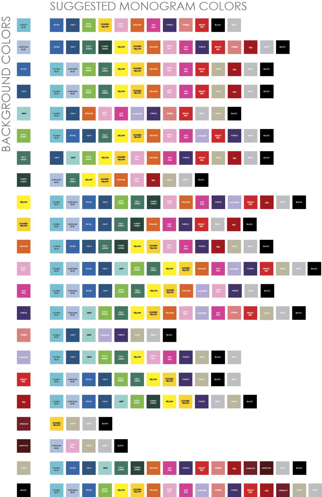 Color Combinations Color Combinations For Clothes Colour Combinations Fashion Wardrobe Color Guide