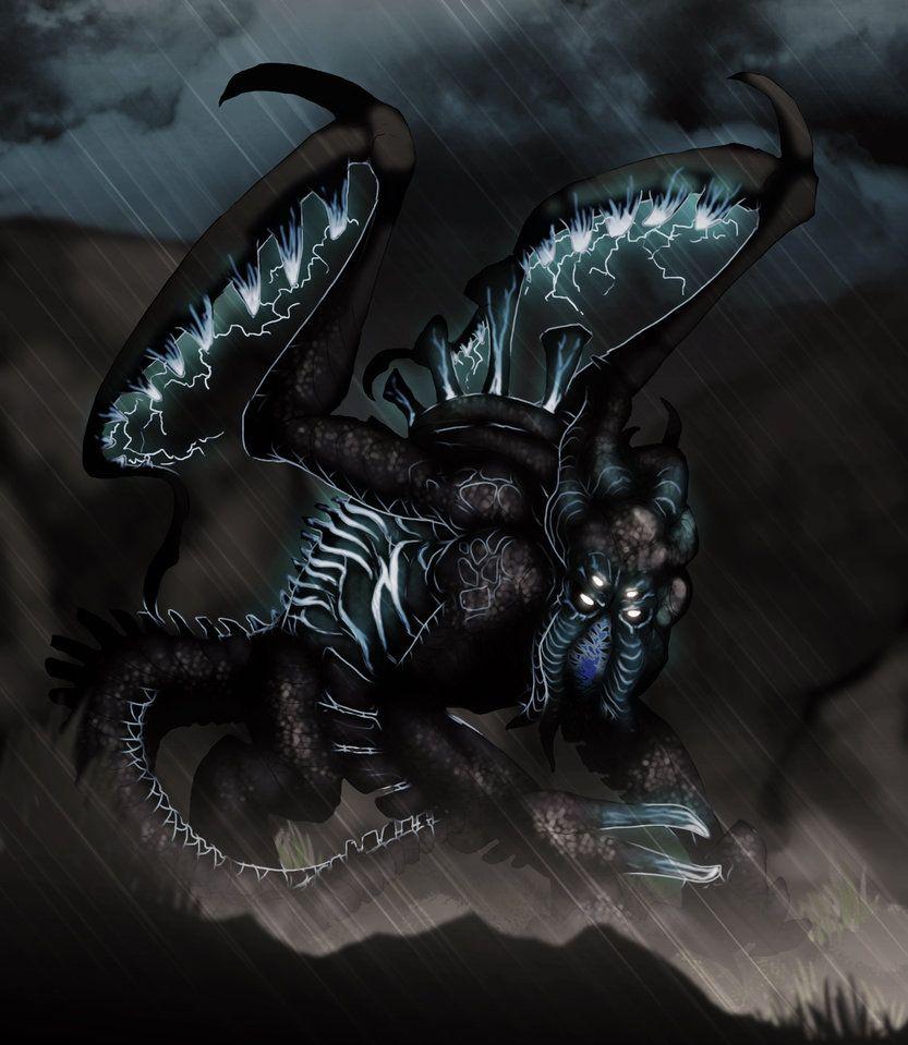 The Kraken by Leafyful
