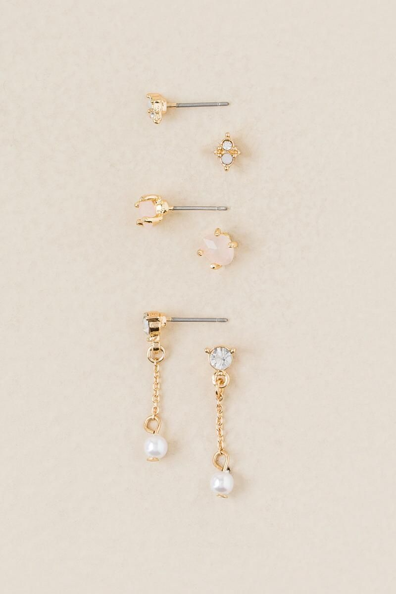 7b5c3b0b4 Paulina Delicate Earring Set | accessorize with these ACCESSORIES in ...