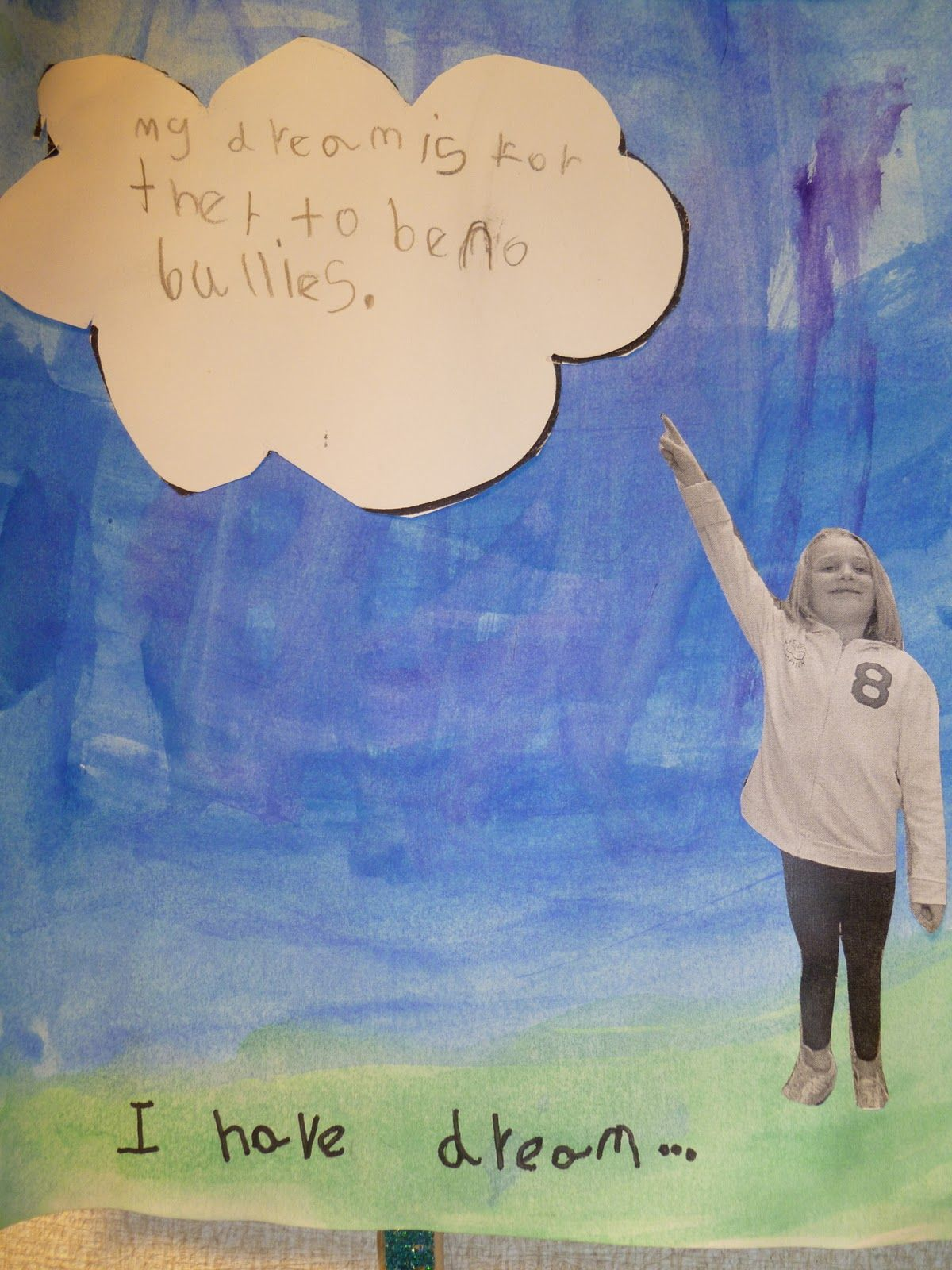 Mlk I Have A Dream Watercolor Project