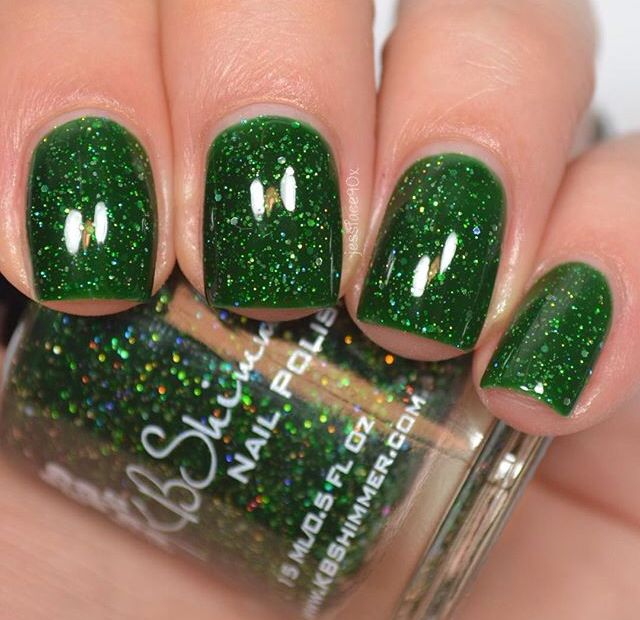 KBShimmer - Kind Of A Big Dill (Winter 2015 Collection)   Nail ...