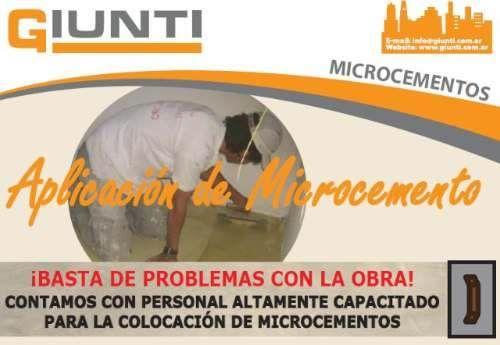 Aplicaci n microcemento micropiso cemento alisado - Aplicaciones para buscar piso ...