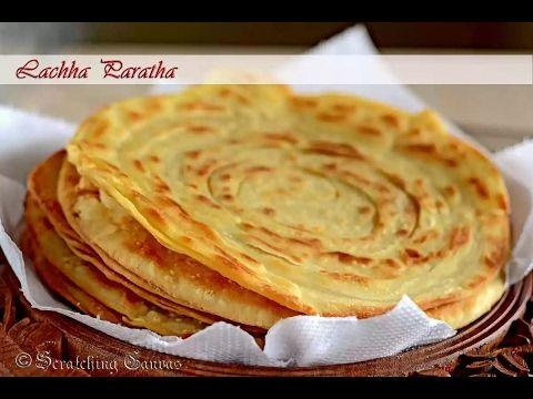 how to make laccha paratha at home by food recipes indian flat bread paratha paratha recipes on hebbar s kitchen recipes laccha paratha id=74171
