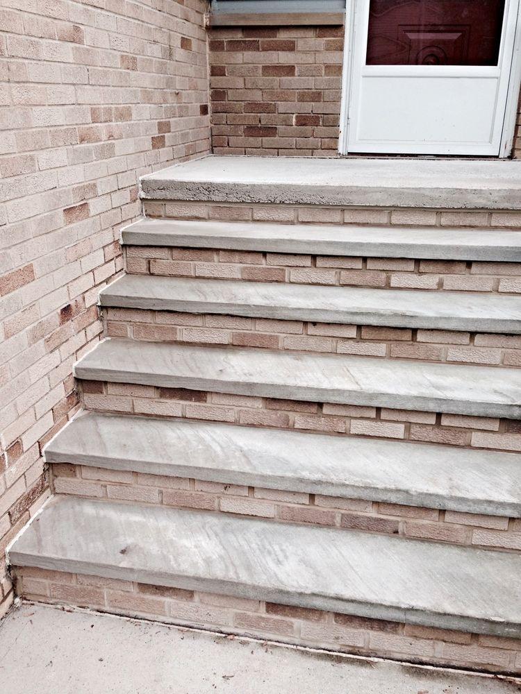Welcome Home Remodeling, Ltd Eastlake, OH 44095 Front Stoop/Steps