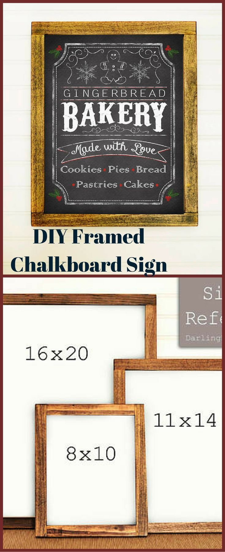 The one thing I love about DIY printable Framed signs is that you ...