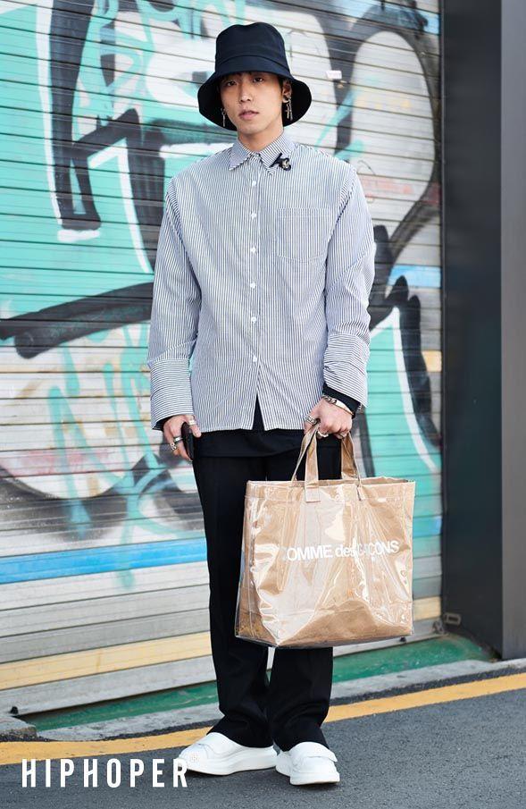 이정준 > Street Fashion | 힙합퍼|거리의 시작 - Now, That's Street