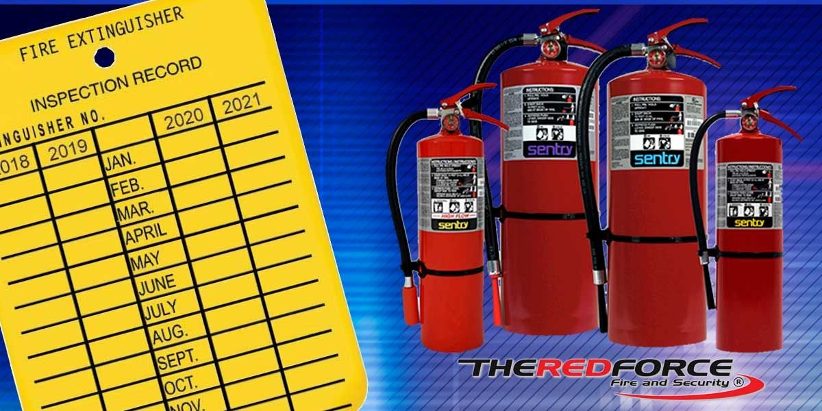 Portable Fire Extinguishers By The Red Force Fire Extinguisher Service Portable Fire Extinguisher Fire Extinguishers