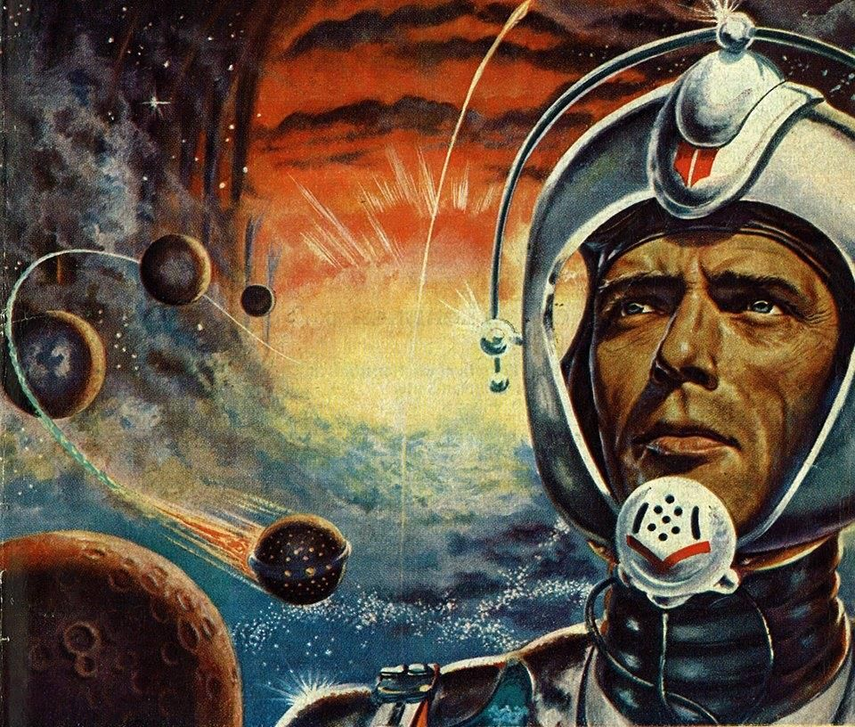 1961 Perry Rhodan: Perry Rhodan Is The Name Of A Science Fiction Series
