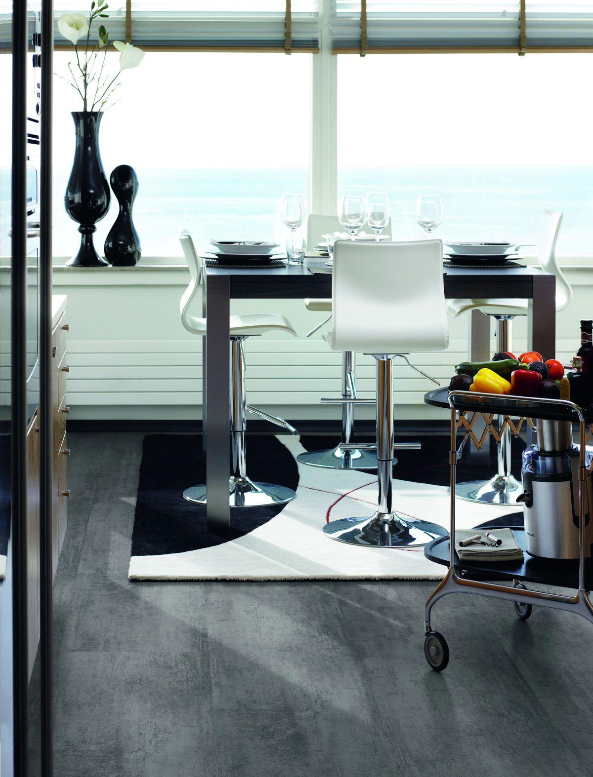 Pergo Original Excellence Concrete Medium Grey Laminate Flooring ...