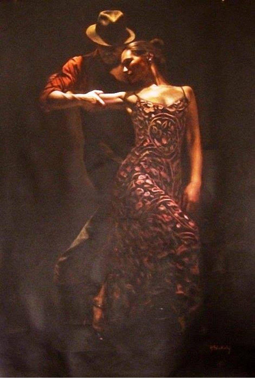 Hamish Blakely Flamenco Dancers Tango Dance Dance Art