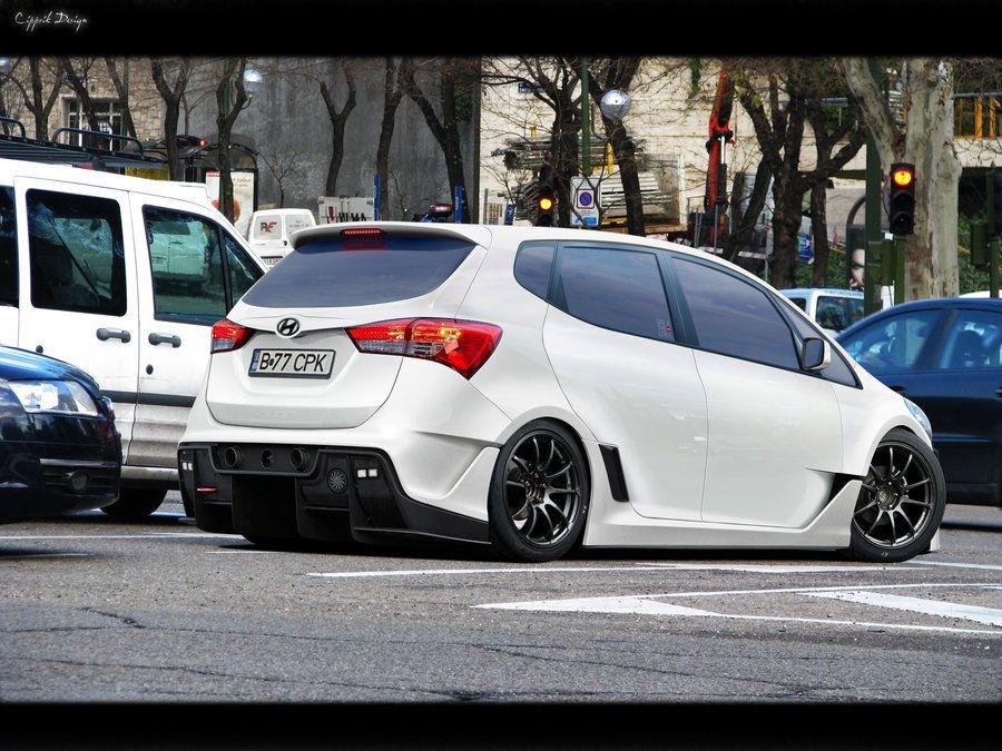 Hyundai Ix20 Cipprik Design By Cipprik On Deviantart Hyundai Design Bmw Car