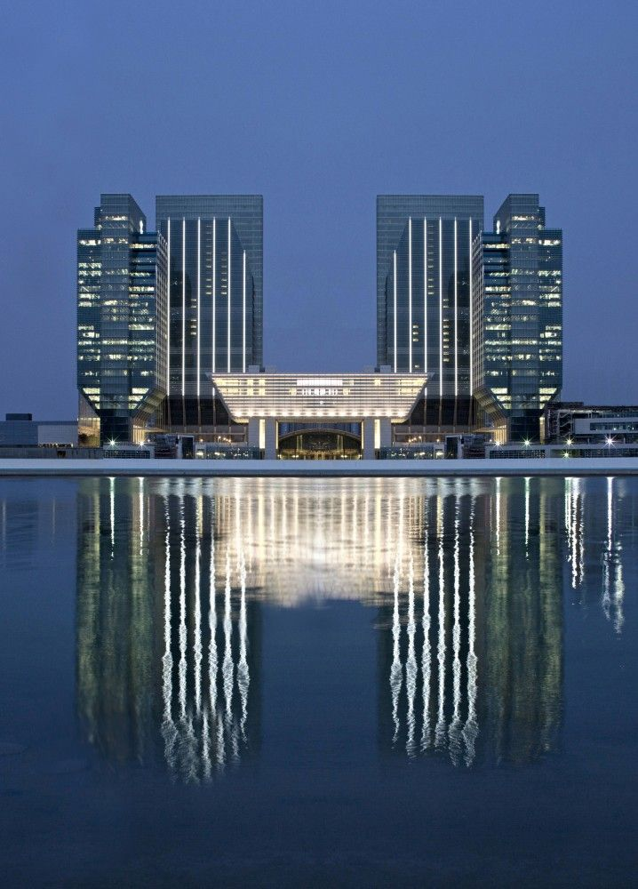 CTBUH Names Best Tall Buildings for 2013