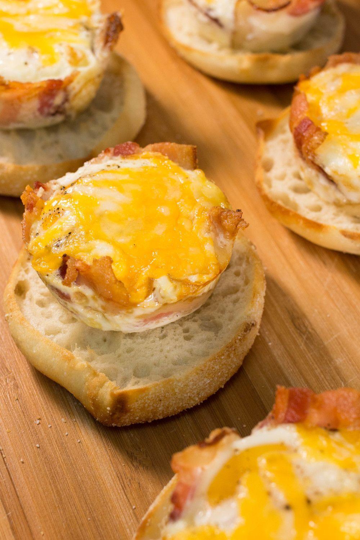 Easy Muffin Tin Egg Cups | RecipeLion.com