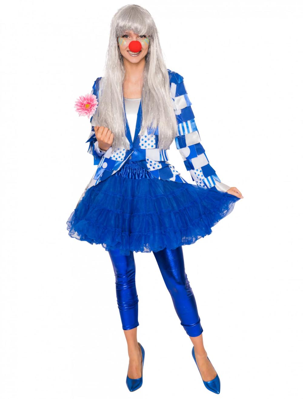 Damen Frack Kostüm Karnevalskostüm Kostüm Fasching Leuchtend Grün Gr 36-54