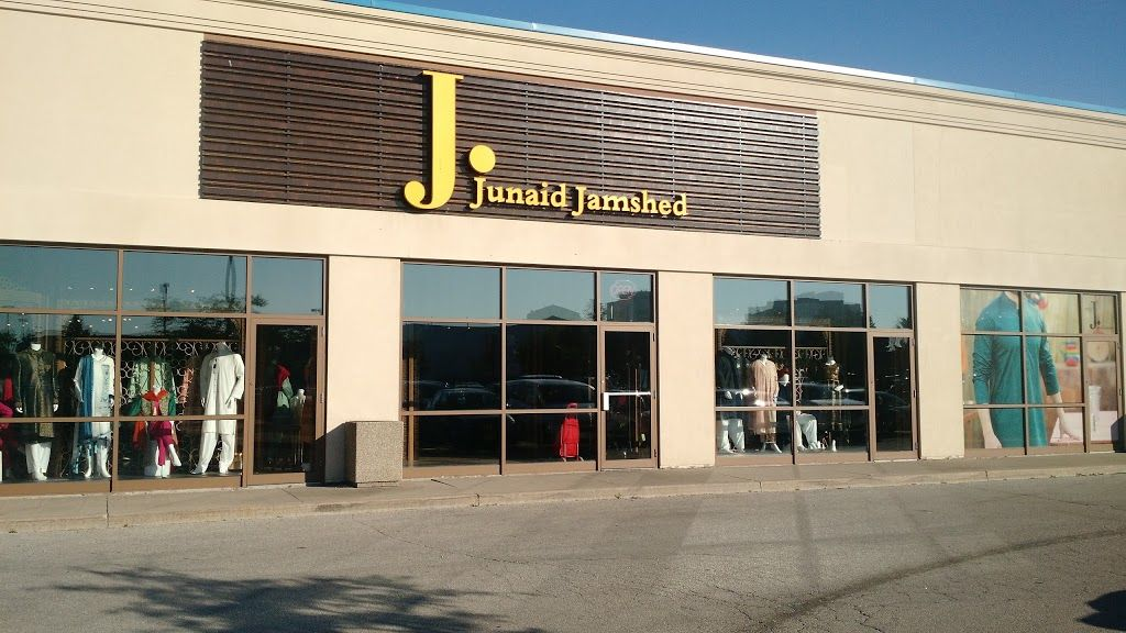 J Junaid Jamshed Toronto 77 Matheson Blvd E Mississauga On L4z 2y5 Canada In 2020 Spa Store Toronto Photos House Styles