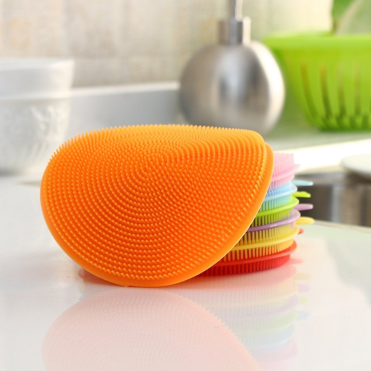 Multipurpose Anti-Bacterial Sponge #inspireuplift explore Pinterest