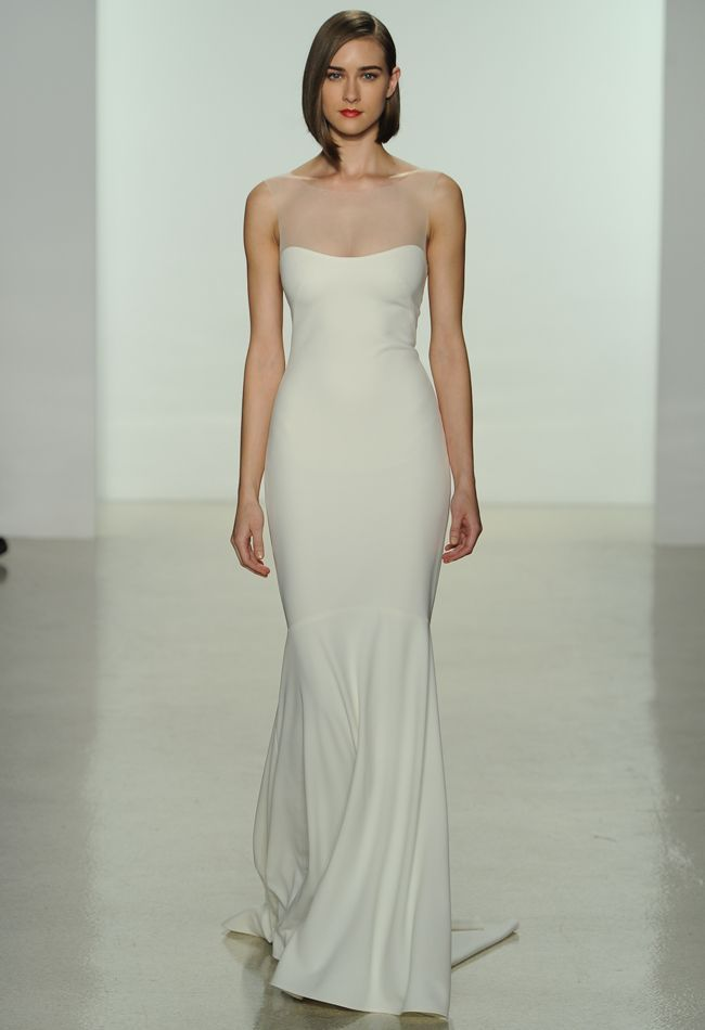 Amsale Spring 2015 Wedding Dresses and Bridesmaid Dresses | Body ...