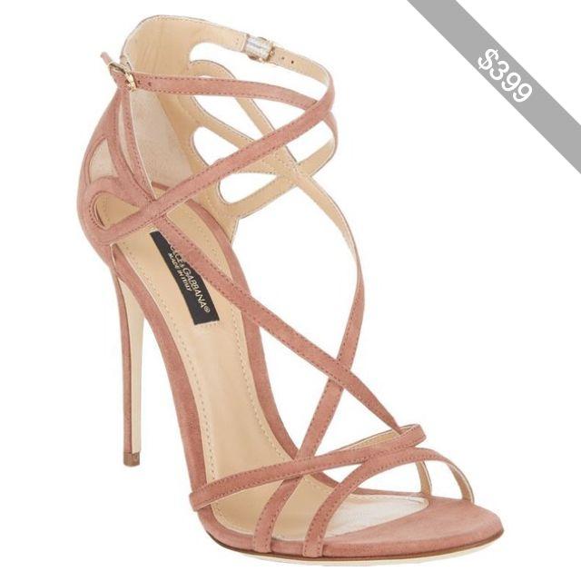 Dolce & Gabbana Keira crisscross sandals sale big discount 26tI2RedYr