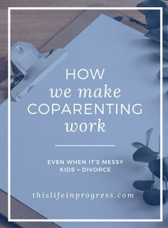 Photo of Our Tribe:  How We Make Coparenting Work