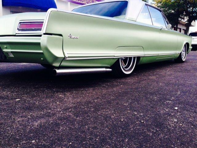 Custom 1966 Chrysler Newport Chrysler Newport Chrysler Newport