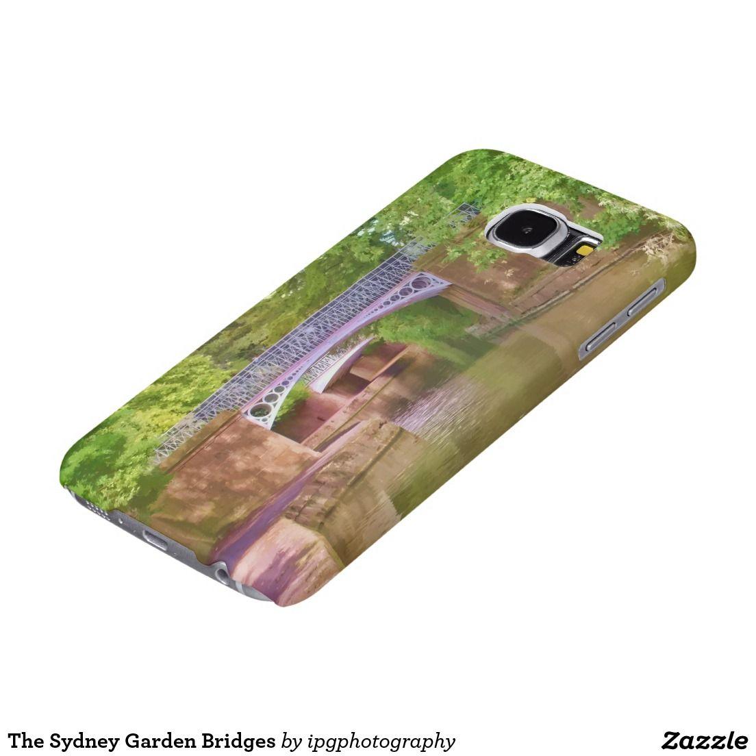 The Sydney Garden Bridges, Bath. Casemate case for iphone and Samsung Galaxy series