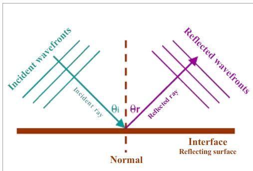 Laws Of Reflection Of Sound Theory Class 9 Physics Amrita