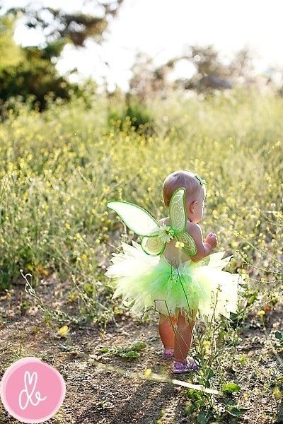Design Your Own Infant Fairy Wings - Handmade Infant's Fairy Wing