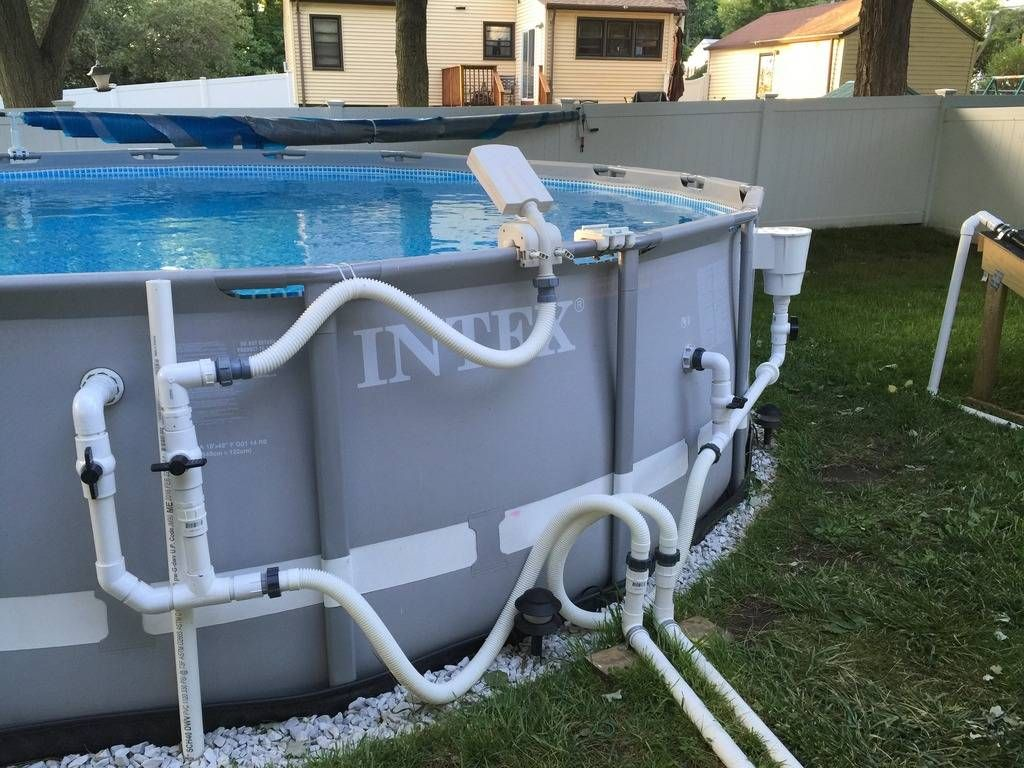 Intex Fountain Its tooooo strong Pool hoses, Pool