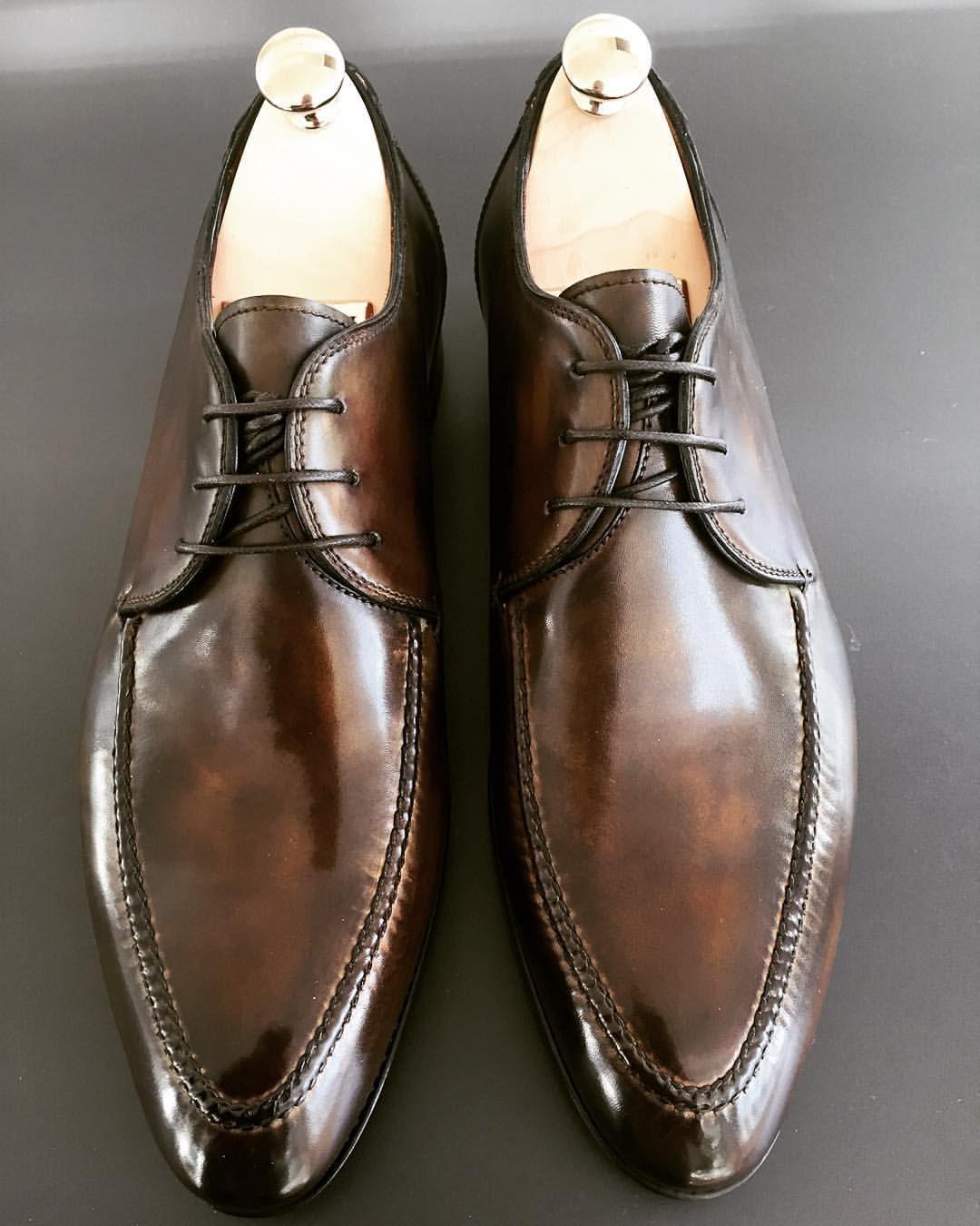 danielmeul:   #shoes #bespoke #Conero in colour...   A.Q. Atelier
