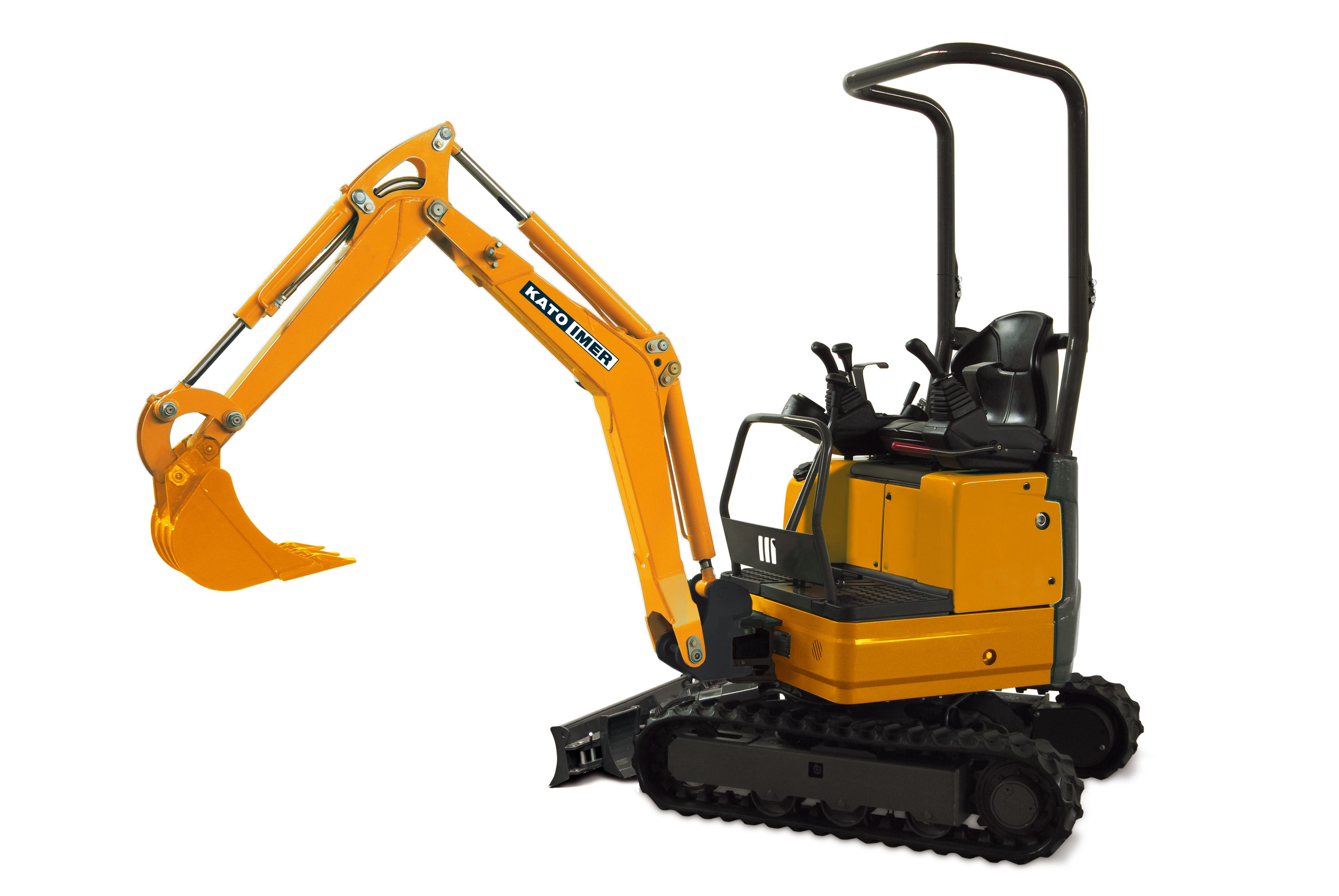 Formally Know As Ihi Mini Excavators Kato Imer Is A Japanese Wiring Schematic Excavator Manufacture With