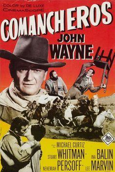 Imagem De John Wayne Por Mih Silva Em Cinema