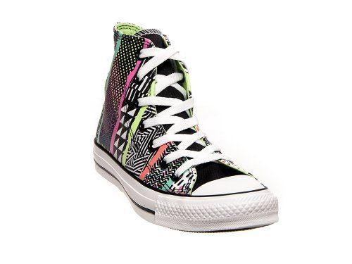Patterned Converse Chuck Taylor Hi Top Sneaker $45.50
