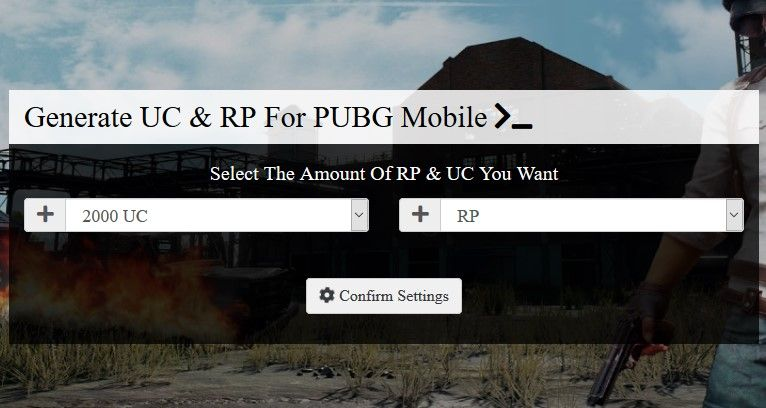 PUBG Mobile: Now you can earn UC for free UC (Unknown Cash