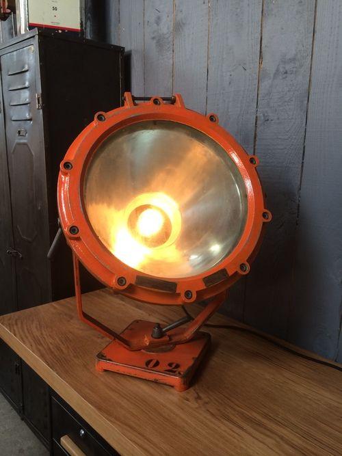 luminaire industriel 5francs