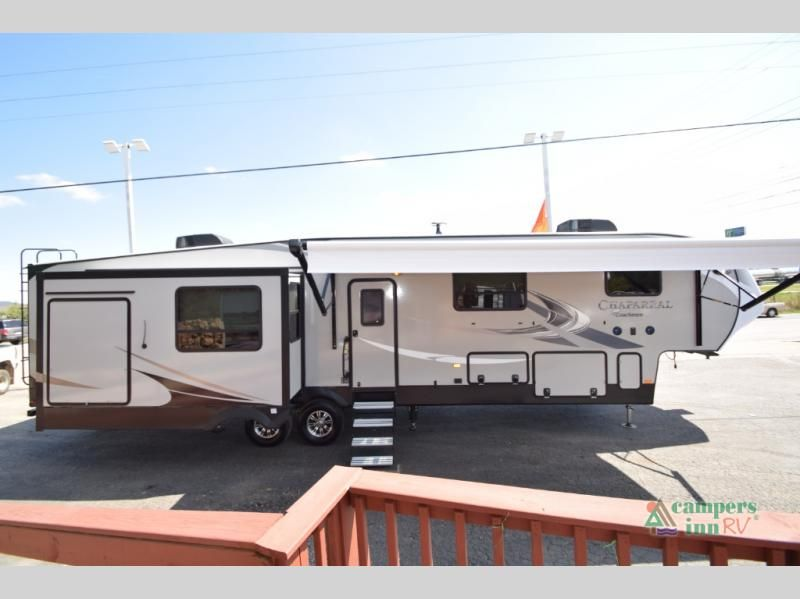 New 2019 Coachmen Rv Chaparral 392mbl Fifth Wheel At Campers Inn