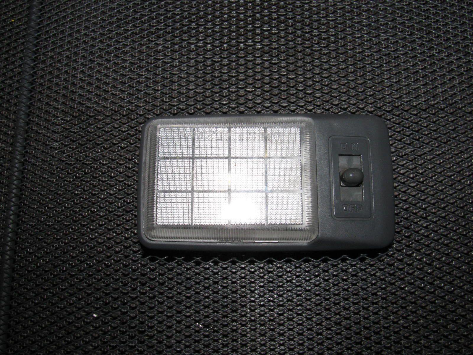 93 94 95 96 97 Honda Del Sol Oem Interior Fuse Box Cover Wiring Autopartone Wiring93