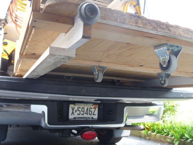 Diy slide out google search truck stuff pinterest for Location de box garage