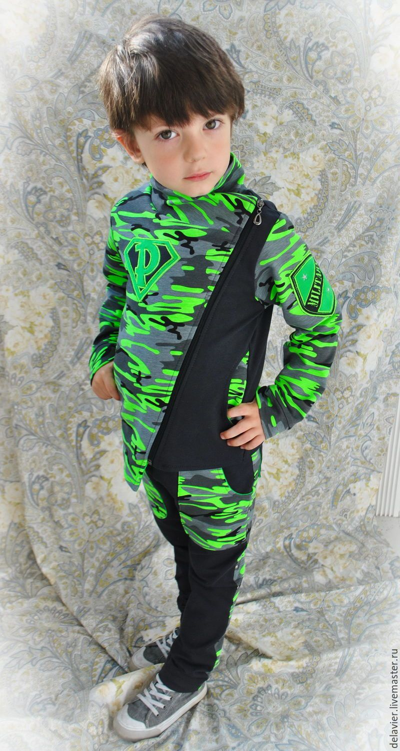 Photo of Buy a stylish tracksuit for boys