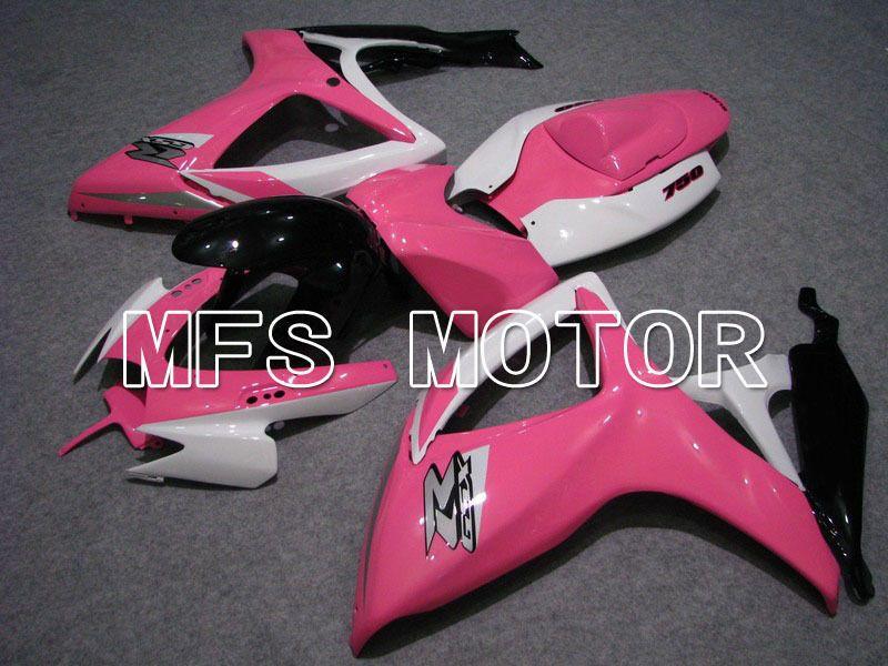 Injection ABS fairing work kit for Suzuki GSXR600 GSXR750 K6 ...