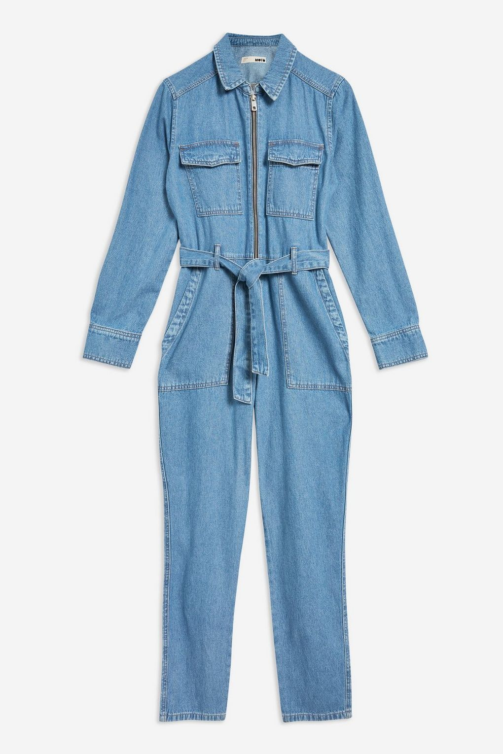 0c34cfa9485 Utility Zip Boiler Suit - New In Fashion - New In - Topshop Europe