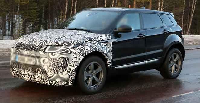 2020 Land Rover Range Rover Evoque Range Rover Evoque Range Rover Land Rover
