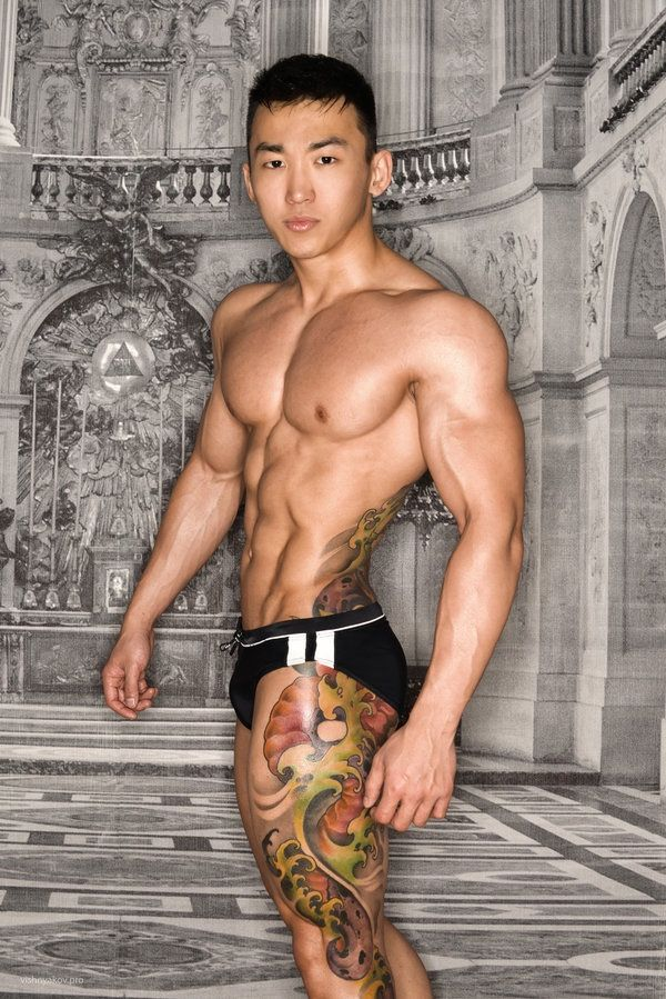Andrey Jever | Quality Guys | Sexy asian men, Hot asian ...